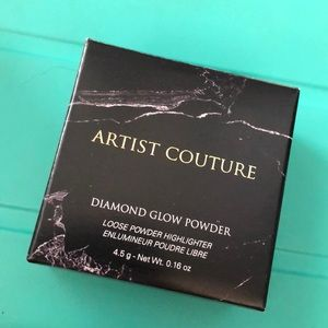 New Artist Couture Diamond Glow Powder Summer Haze